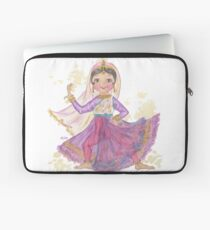 South Asian Dancing Doll Laptop Sleeve