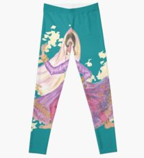 South Asian Dancing Doll Leggings