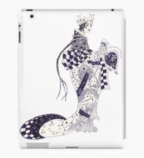 Inky Queen of the Orient iPad Case/Skin