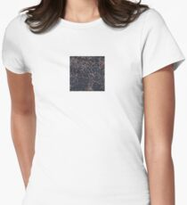 Paint Chips - Remembrance Women's Fitted T-Shirt