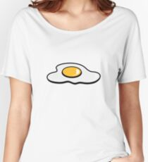 A fried egg Women's Relaxed Fit T-Shirt