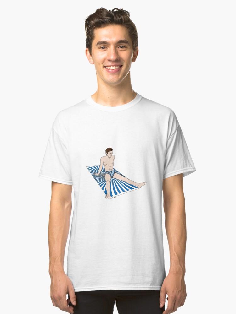 Alternate view of Sunbather Classic T-Shirt