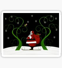 Merry Christmas... Sticker