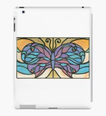 Tiffany Stained Glass Butterfly iPad Case/Skin