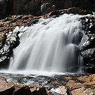 Fisherman's Falls are flowing at the Grampians by Lozzar Landscape