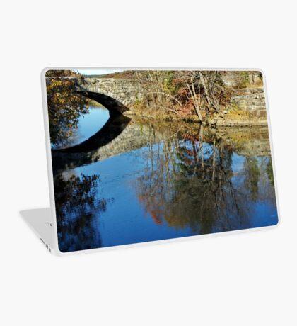 Stone Bridge Laptop Skin