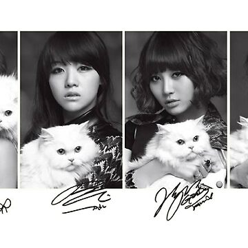 Girl's Day - Signed Photographs by PokeCanada