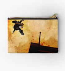 Brother Hazard Hunts In The City Zipper Pouch