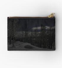 Winter tree-II Studio Pouch