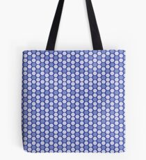 Blue Bee Hives Tote Bag