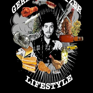Gerald Shmeltzer Lifestyle ( dark shirt version ) by RoseFolks