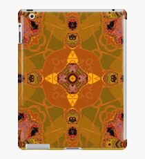 amber structure layer 332 iPad Case/Skin