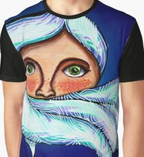 Snow Selkie Graphic T-Shirt