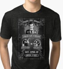 Unknown Hinson Poster Tri-blend T-Shirt