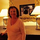 Mum at The Biltmore Hotel by Heidi  Jacobsen