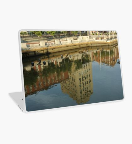 Downtown Providence Laptop Skin