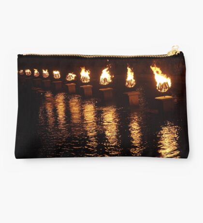 Waterfire Studio Pouch
