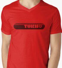 Turbo Men's V-Neck T-Shirt