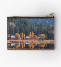 Fall color reflections Studio Pouch