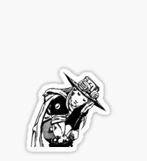 Snoozle Gyro Zepelli Sticker