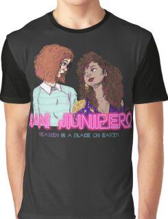 San Junipero Graphic T-Shirt
