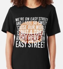 Easy Street Slim Fit T-Shirt