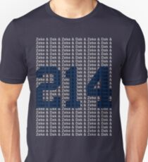 (say it fast) Zeke & Dak & (BLUE 214) T-Shirt
