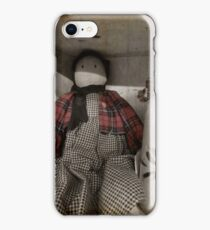 A touch of country iPhone Case/Skin