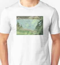 A Day by the Lake T-Shirt
