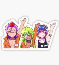 Nanbaka! Sticker
