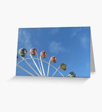 Ferris Wheel- daytime Greeting Card