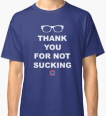 Thank You Cubs Classic T-Shirt