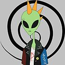 I Was A Teenage Alien by myacideyes