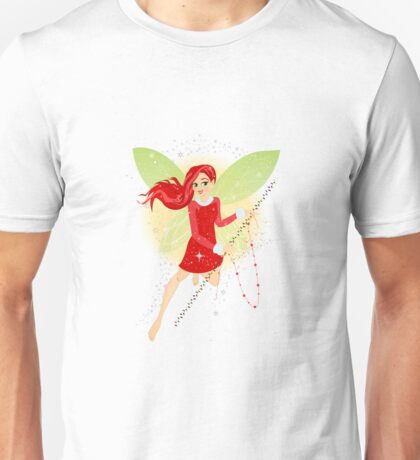 Holly In A Fairy Tale Christmas T-Shirt