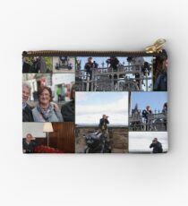 Collage of the Guys & Gals - Edinburgh Bubblemeet Studio Pouch