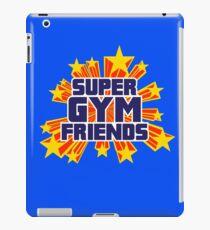 Super Gym Friends iPad Case/Skin