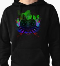 Majoras Mask (Vibrant) Pullover Hoodie
