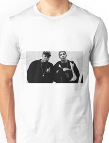 Classic Dr. Dre and Snoop Dogg Unisex T-Shirt