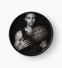 Steph Curry Clock