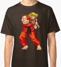 Ken - Hadoken fighter Classic T-Shirt