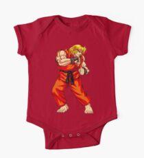 Ken - Hadoken fighter One Piece - Short Sleeve