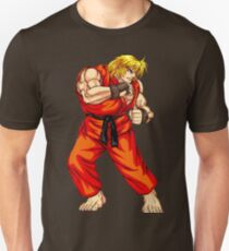 Ken - Hadoken fighter T-Shirt