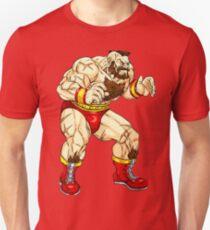 Zangief - russian fighter Unisex T-Shirt