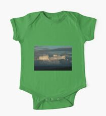 Kenya Clouds at Sunset One Piece - Short Sleeve
