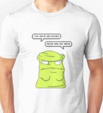 Melted Kuchi Kopi Green Unisex T-Shirt