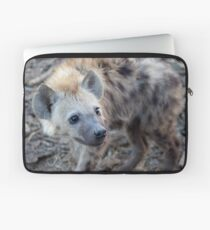 Young Hyena Laptop Sleeve
