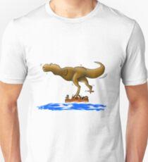 Dinosaur on the Ark T-Shirt