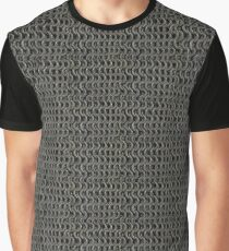 Chainmail Armor Graphic T-Shirt