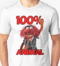 Muppets 100 Animal oder Geburtstagsgeschenk T-Shirt