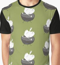 grill'd goose Graphic T-Shirt